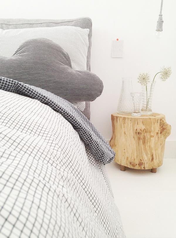 Mesas tronco para crear ambientes naturales y cálidos | Decoración