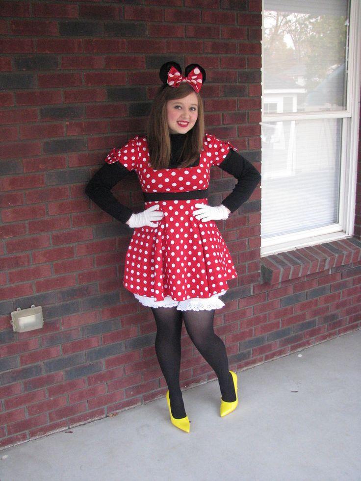 Minnie Mouse Cosplay By ~PersonalPoltergeist On DeviantART