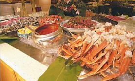Las Vegas Top 10 Best Buffets