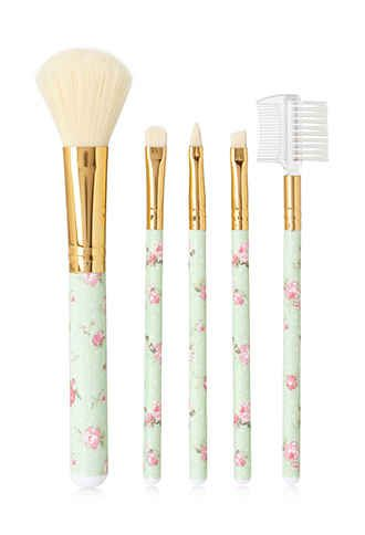 Forever 21 Brush Sets $4-10 usually | 22 Cheap Answers To Pricey Beauty Products