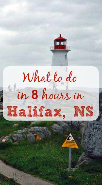 Halifax Peggys Cove