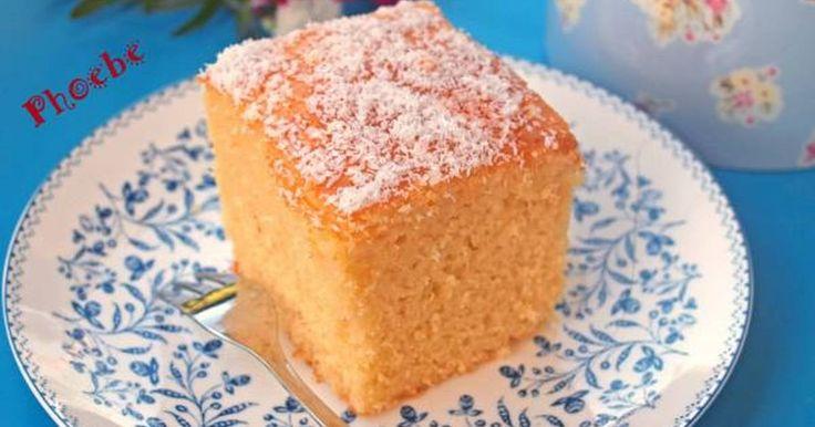 Εξαιρετική συνταγή για Κέικ με ινδοκάρυδο και σιρόπι. Ένα κέικ που θα σας βγάλει ασπροπρόσωπους κάθε φορά που έχετε καλεσμένους στο σπίτι!