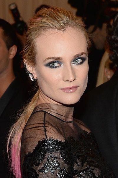 maquillaje ojos Diane Kruger