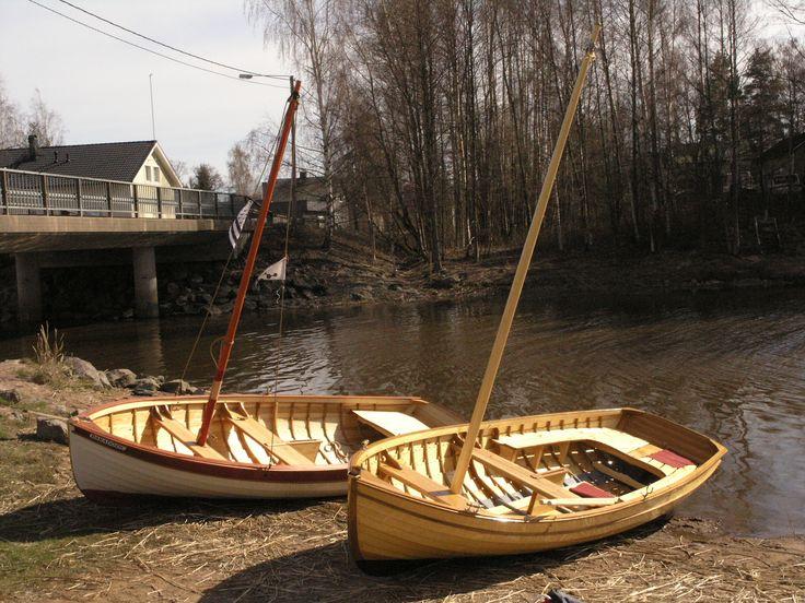 Puuvenealan koulutusta Haminassa jo vuodesta 1985.