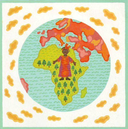 Aula de Elena: Wangari y los árboles de la paz