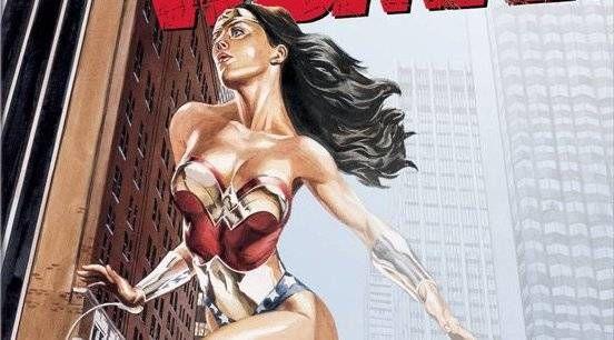 Wonder Woman Comics la supereroina di Greg Rucka primo volume dedicato