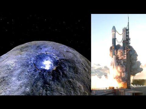 ALIEN MYSTERY LIGHTS Alien BASE DISCOVERED ON FAR PLANET NEW STUNNING DI...
