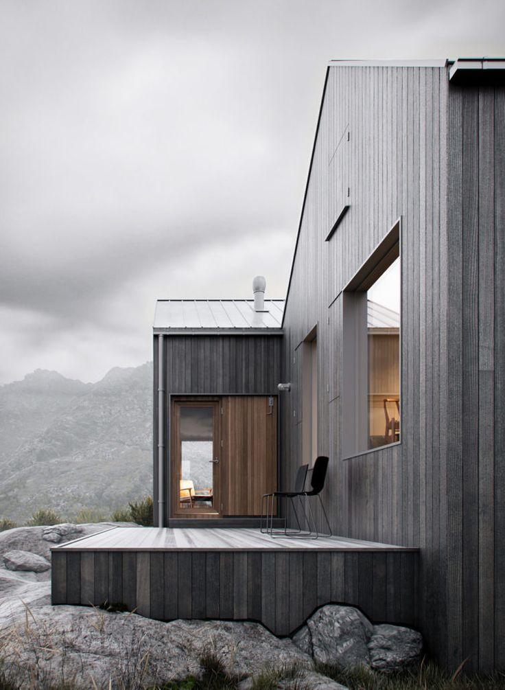 Best of Week 23/2016 - Vega House by Nikolay Antonchik - Ronen Bekerman - 3D Architectural Visualization & Rendering Blog