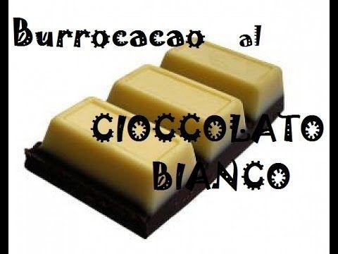 Come creare un burrocacao al cioccolato bianco DIY lipbalm FAI DA TE naturale - YouTube