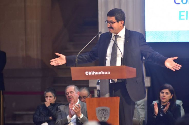 No hemos defraudado a los chihuahuenses, llevamos ante justicia a camarilla de corruptos; Va más allá de llevar a Duarte a la cárcel, que lo veremos: Corral