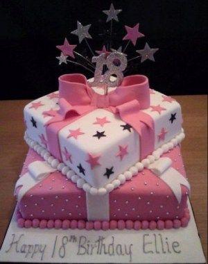 Birthday Cake Ideas For 18 Yr Old Girl BirthdayCakes Ift