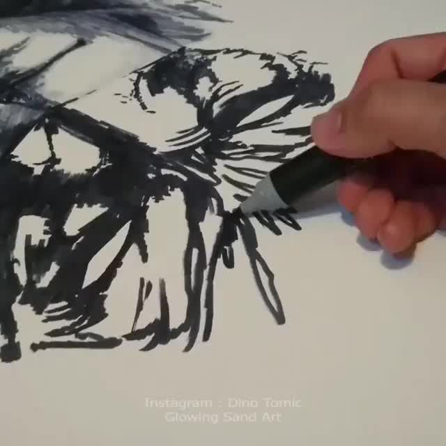 (GIF) awesome painting
