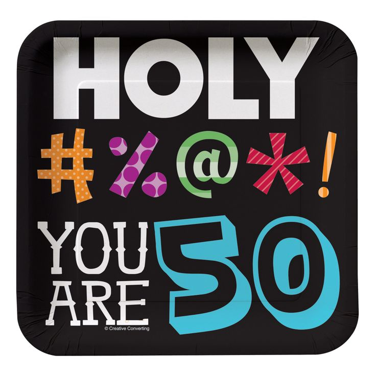 50th Birthday Party Ideas Funny | 50th birthday