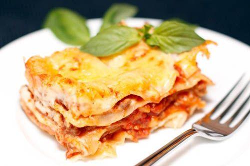 Лазанья, мясная лазанья, лазанья болоньезе, lasagne, Итальянская кухня