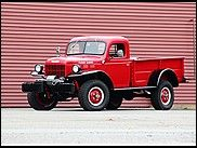 1952 Dodge Model B-3 Power Wagon  Lot F60.1  230/99 HP, 4-Speed  Auction on January 18-27, 2013  at Kissimmee, FL Auction  This lot scheduled to be sold  FRI12:00PM