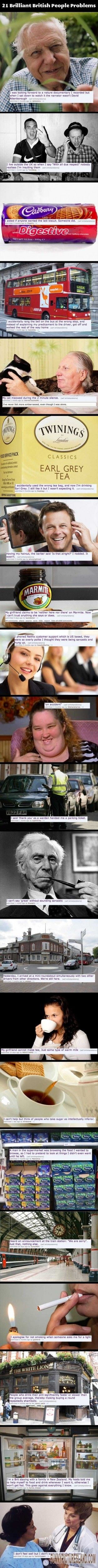 Funny picture: British problems