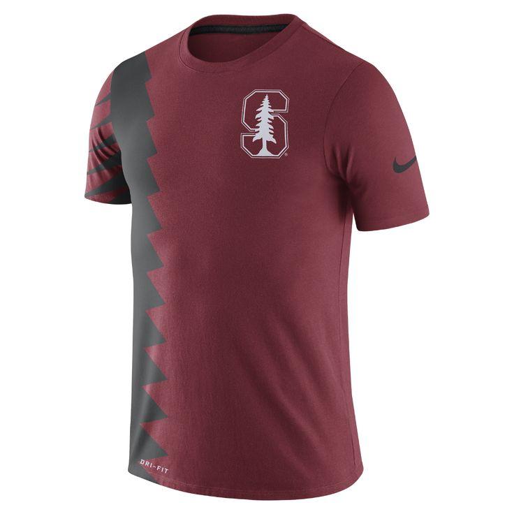 Nike College Disrupt PK80 (Stanford) Men's T-Shirt Size Medium (Red)