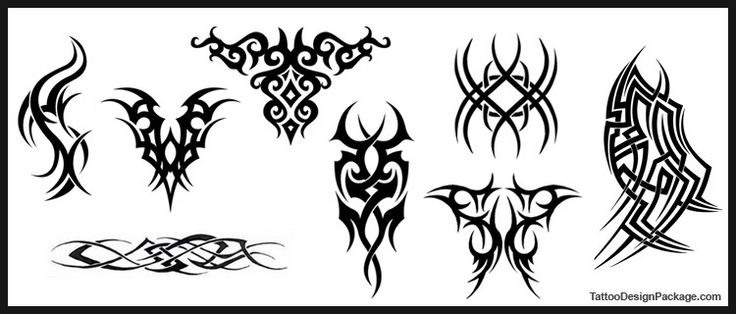 small+tribal+tattoos | Suitable Designs for Small Tribal Tattoos | Cool Tribal Tattoo