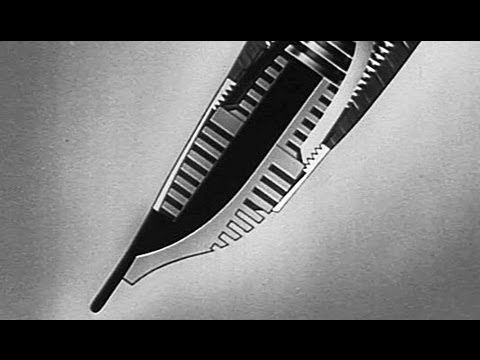 This is a wonderfully dated, yet relevant short film on writing and writing instruments.