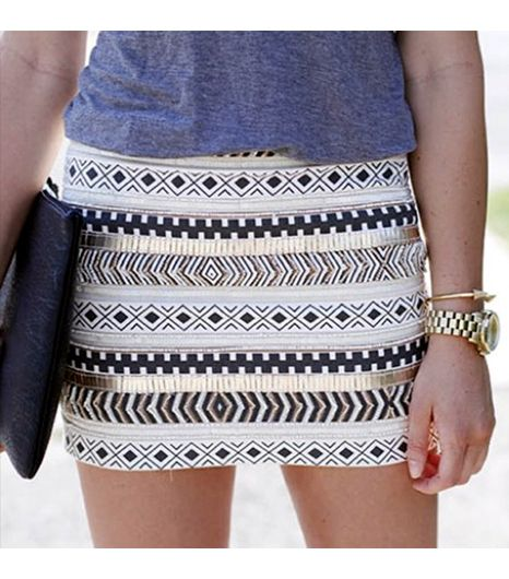 Summer Staple: Tribal Prints