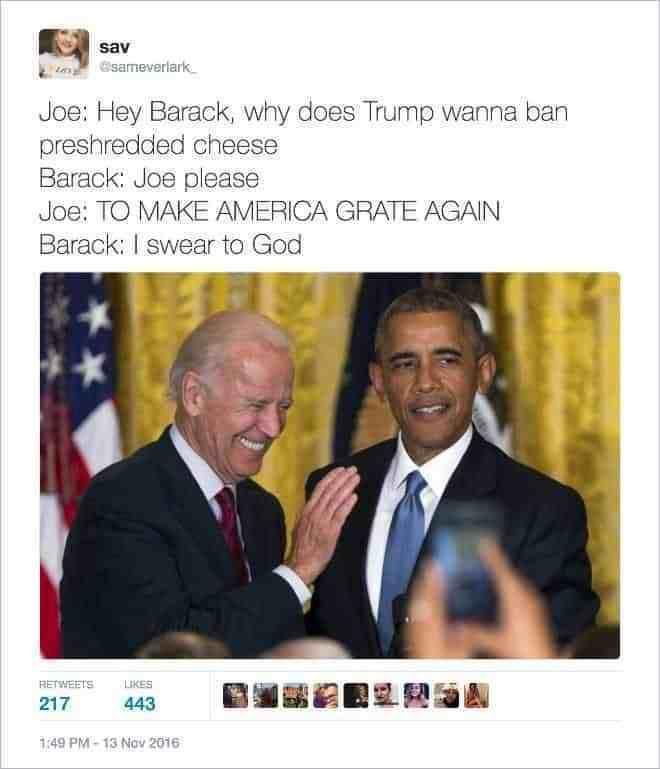20 Best Joe Biden Memes Joebiden Memes Funnypictures Joe Biden Memes Obama Funny Obama Meme