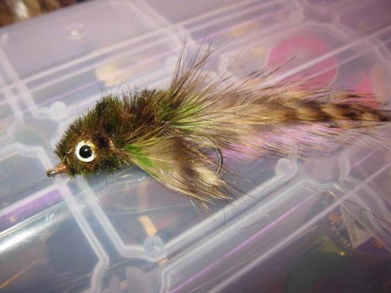 Easy Fly Tying Patterns | Easy Sculpin Pattern - The Fly Tying Bench - Fly Tying: