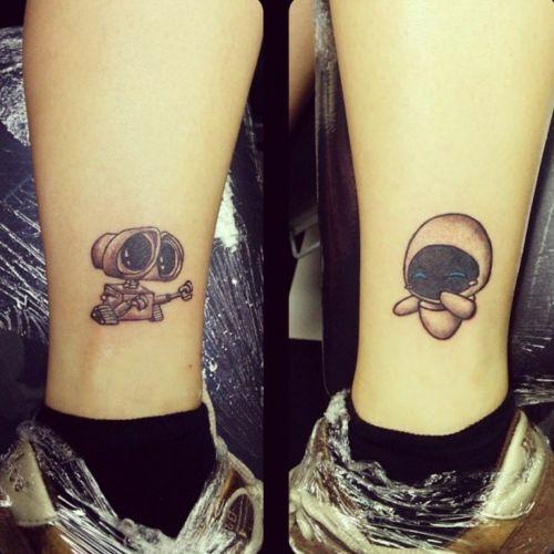 Disney Couple Tattoo Ideas: 45 Best Disney Couple Tattoo Tumblr Images On Pinterest