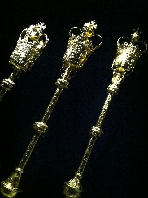 Royal Scepters