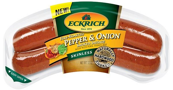 Winco (Richland, Wa) currently has their Eckrich Sausage on sale for $2.38. If…