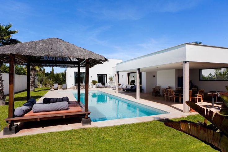 Lyxobjekt: Modern bungalow i Puerto Pollensa, uthyres.