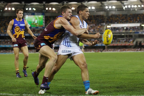 AFL: Brisbane Lions defeat the Gold Coast Suns - 111-46 - Dion Prestia  http://footyboys.com