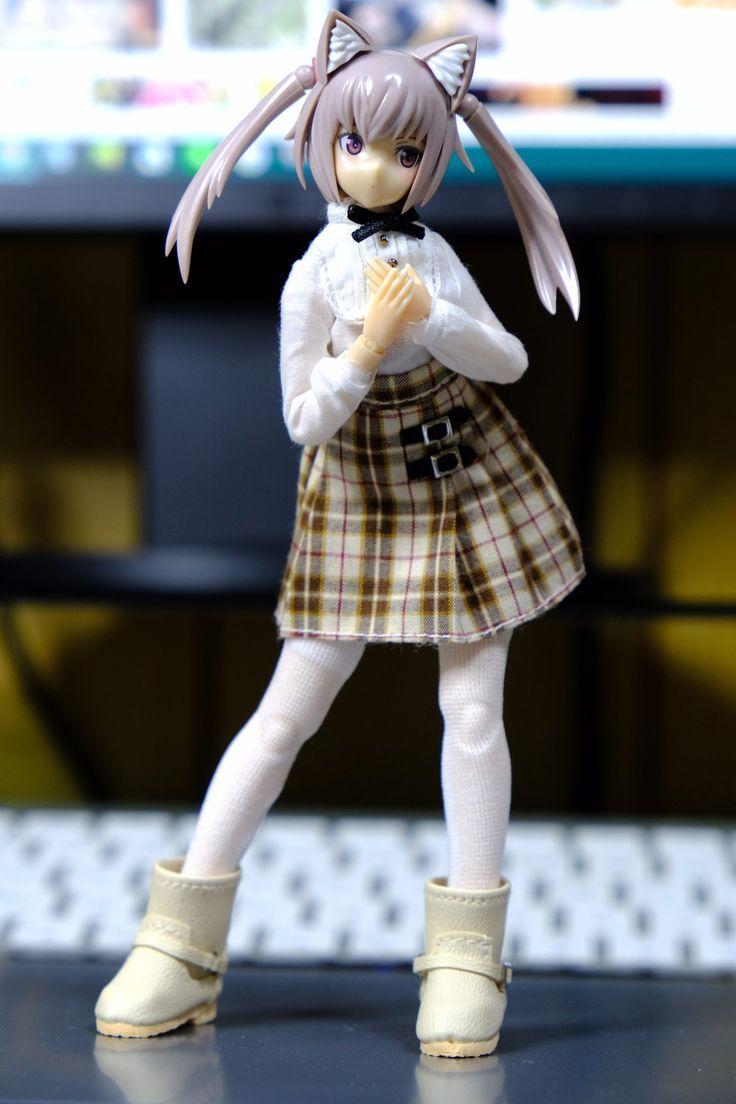 """美姫・ルーテシアさんのツイート: """"@YosYagi アーテルたんの完成を楽しみにしていますよー\(^o^)/"""""""