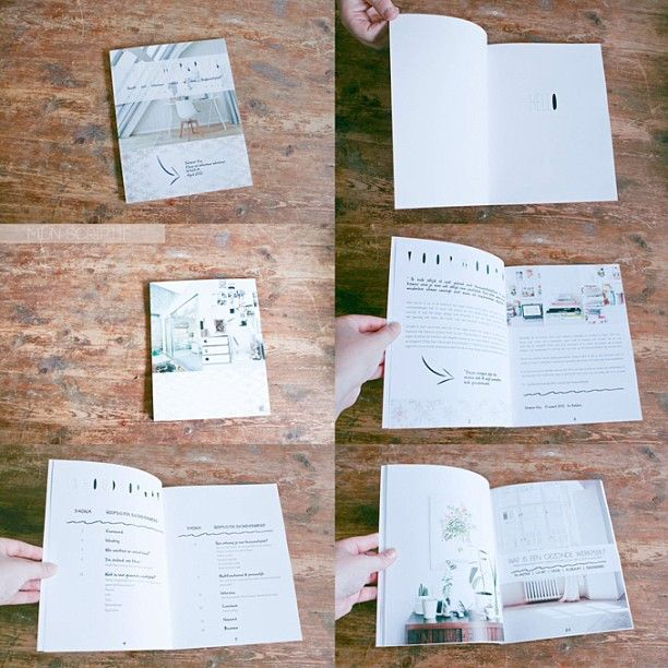 Scriptie ontwerp Retourtje Vos - report and guide design inspiration