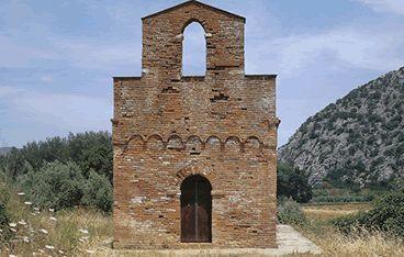Villaputzu, chiesa di San Nicola di Quirra