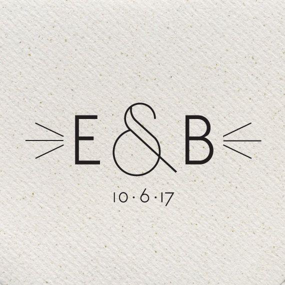 Best 25 Wedding logo inspiration ideas on Pinterest