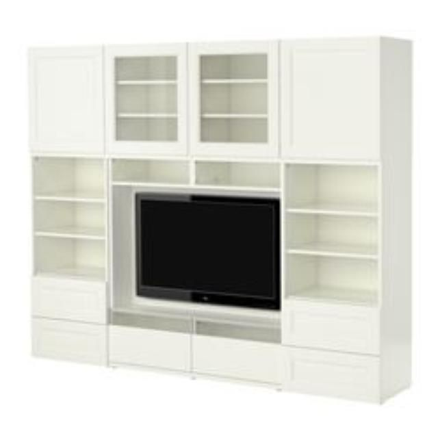 tv wall units ikea - Google Search