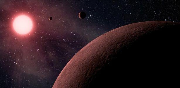 Nasa descobre 219 possíveis novos planetas; 10 deles podem abrigar vida