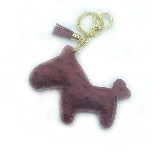 Handmade Faux Leather Cute Horse Animal Key Chains Promot... https://www.amazon.com/dp/B01M9BPN3I/ref=cm_sw_r_pi_dp_x_E1Jcyb8YAE3H1