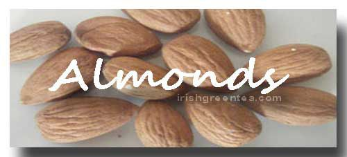 Almonds have the highest levels of fibre and vitamin E. Contains high levels of alpha-linolenic acid (an omega-3 fatty acid) magnesium, phosphorus and zinc, and is a good source of vitamins B1 and B2.