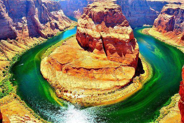 Horseshoe Bend, Arizona, ABD