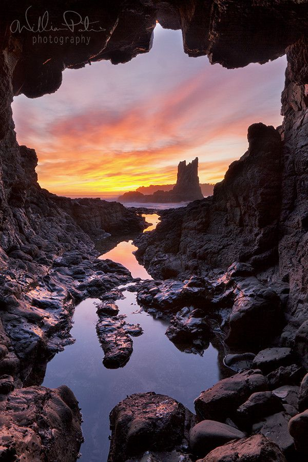 Cathedral Rocks, Kiama Australia