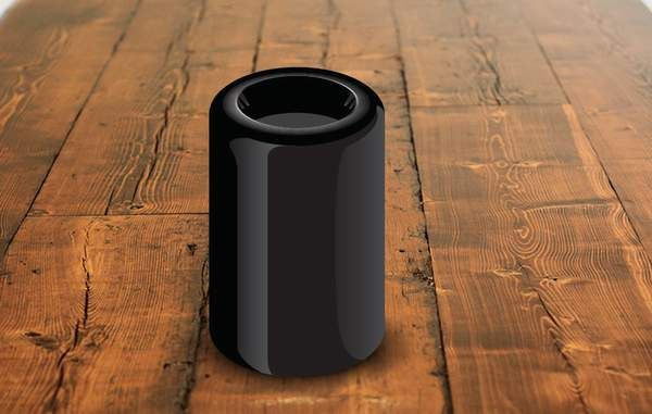 Free Mac Pro Vector Icon