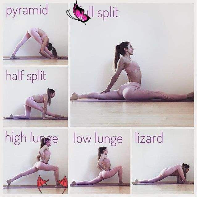 Pin On Yoga Poses For