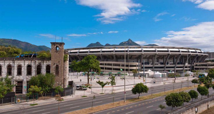 Rio 2016 Olympic Venues - Maracana