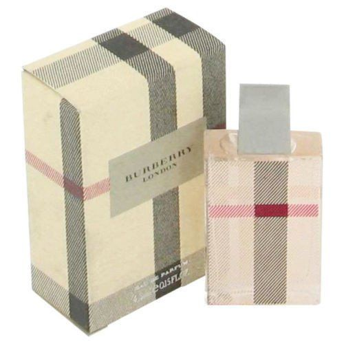 Mini Burberry London Fabric by Burberry .15 oz EDP Perfume for Women New In Box (Only Ship to United States)