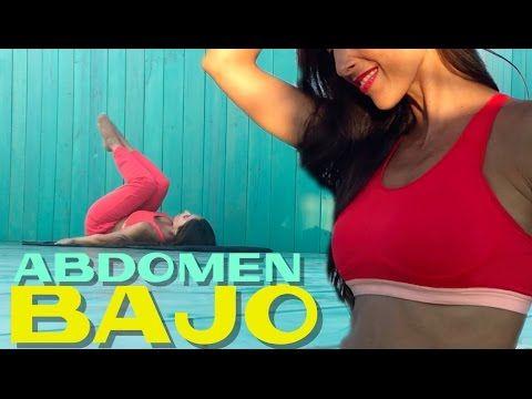 Cómo Definir el Abdomen Bajo en 8 minutos | Ejercicios de abdominales desde Bali - YouTube