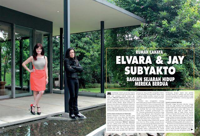 Gravity Around Me: Article on HELLO! Indonesia, Edisi April 2015. Elv...