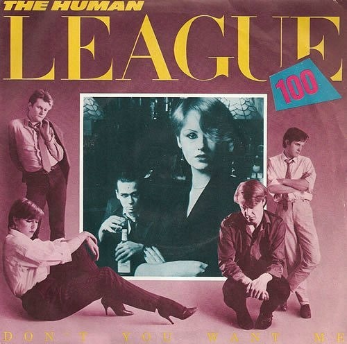 The Human League - Don't You Want Me?