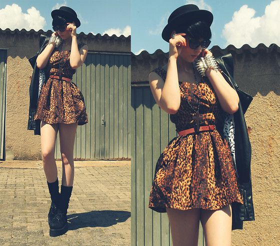 You can´t kill Rock n´Roll (by Nora Lovely) http://lookbook.nu/look/3724659-You-can-t-kill-Rock-n-Roll