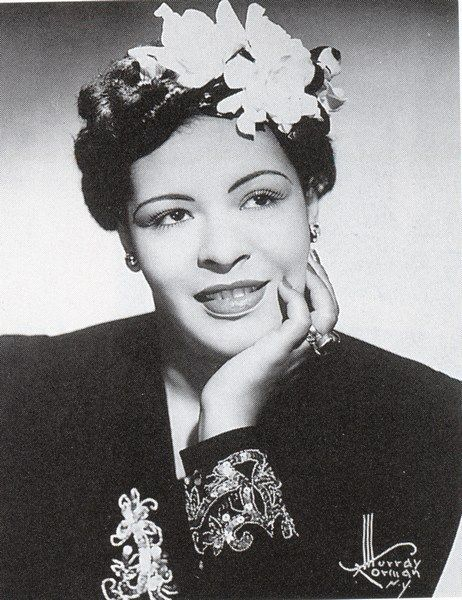 Billie Holiday 1941 by Murray Korman